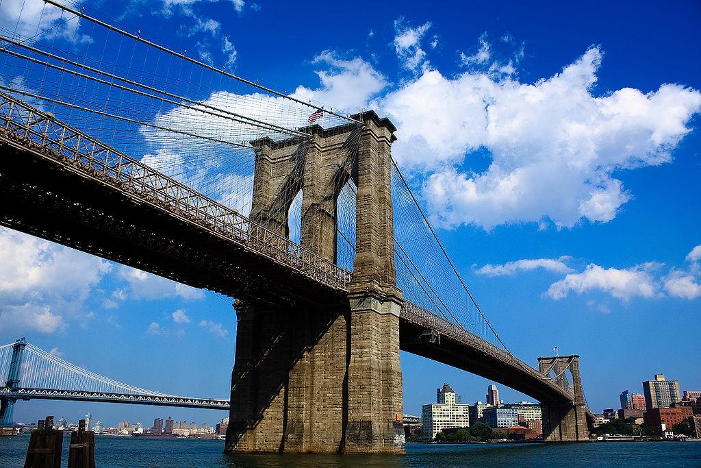 Brooklyn Bridge span image