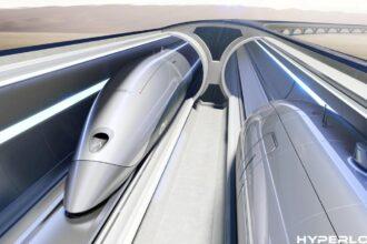 hyperloop schematic